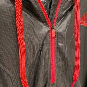 adidas Jackets & Coats - Adidas Ultimate Half-Zip Wind Jacket